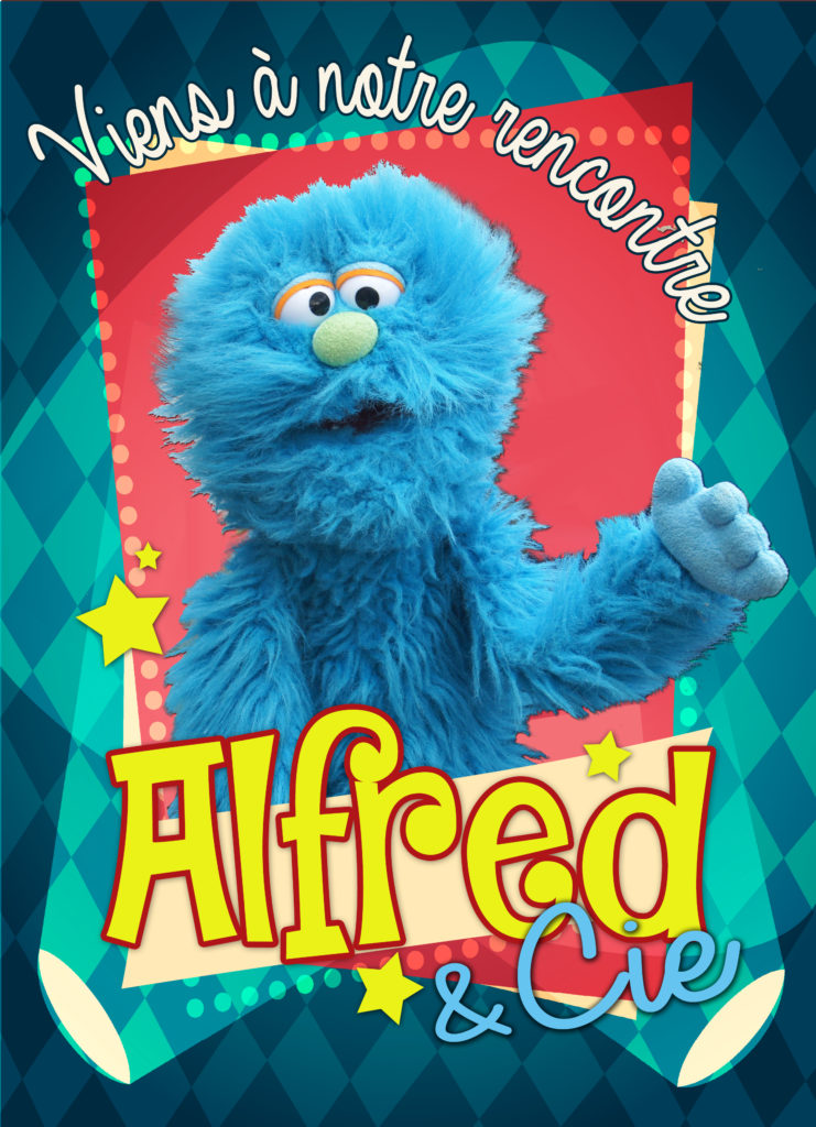 ALFRED MUPPET